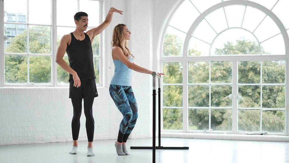30 Minute Define Barre Workout Without Weights | Online Workouts by DEFINE.LONDON